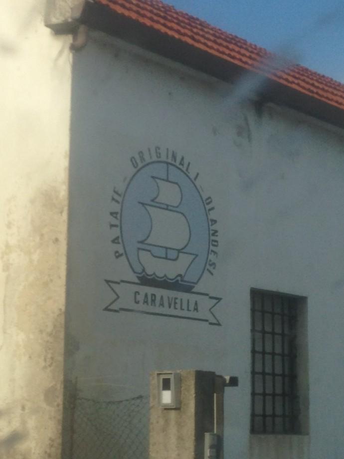 La patata di importazione a Bassano. Anche la patata locale non è male però.