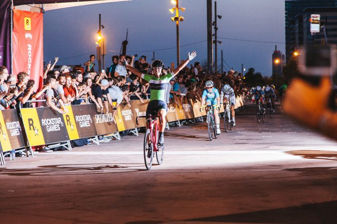 Rachele Barbieri prima italiana a vincere una Red Hook (foto C. Redaschi)