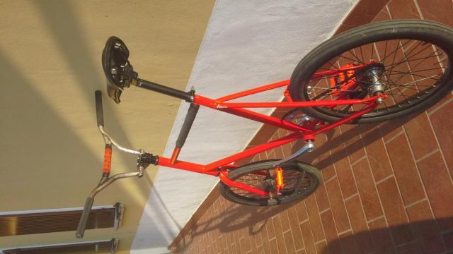 Venduto Vendo Scambio Tender Minivelo Trick Bike Ribasso 200