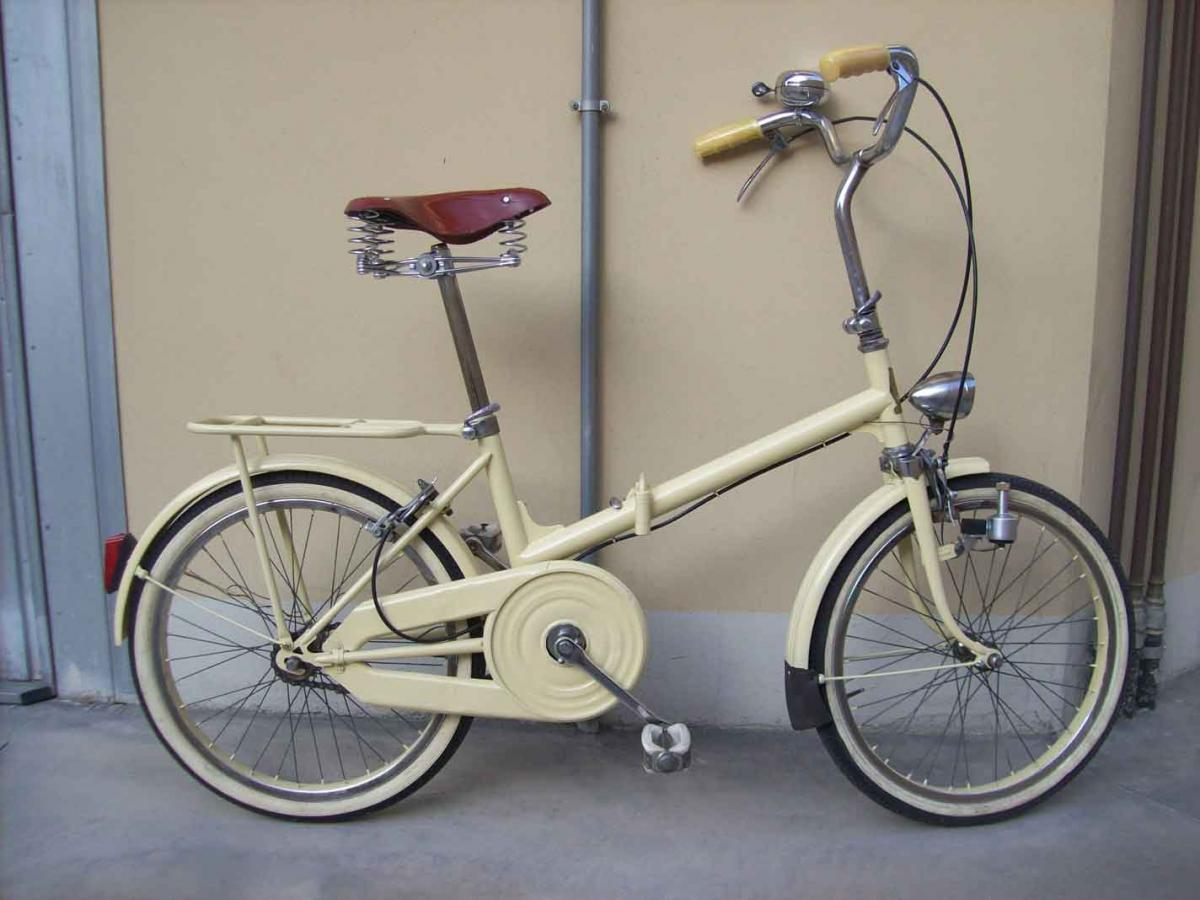 Cerco bici pieghevole vecchia cerco for Bici pieghevole milano
