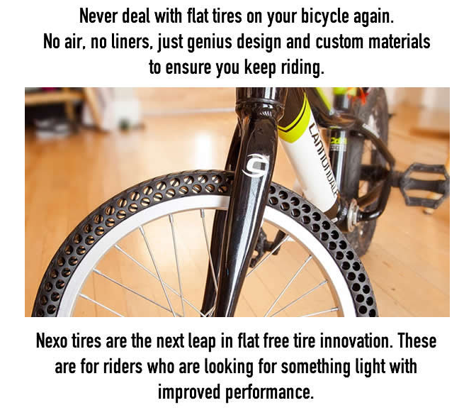 New Airless Bike Tires That Will Never Get Flat   9GAG.png