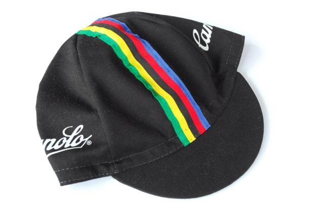 venduto  Cappellino Ciclista Campagnolo (nero) - Abbigliamento ... 58c3bcbc9497