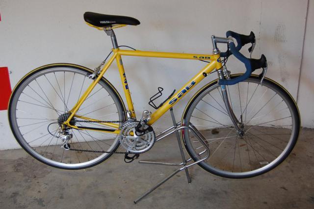 Vendo Bici Da Corsa Completa 50x53 Sab Deda Zero Tre Campagnolo