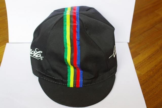 vendo  Cappellino da bici Campagnolo - Abbigliamento ciclistico e t ... 862c2cb1bd8e