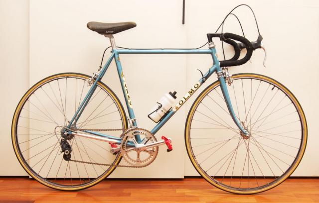 Venduto Bici Da Corsa Vintage Olmo Competition Bici Complete