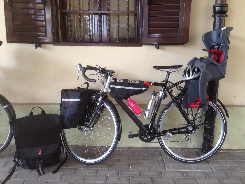 Papà Bimbi E Gravel Bikes Cx E Gravel Fixedforumit