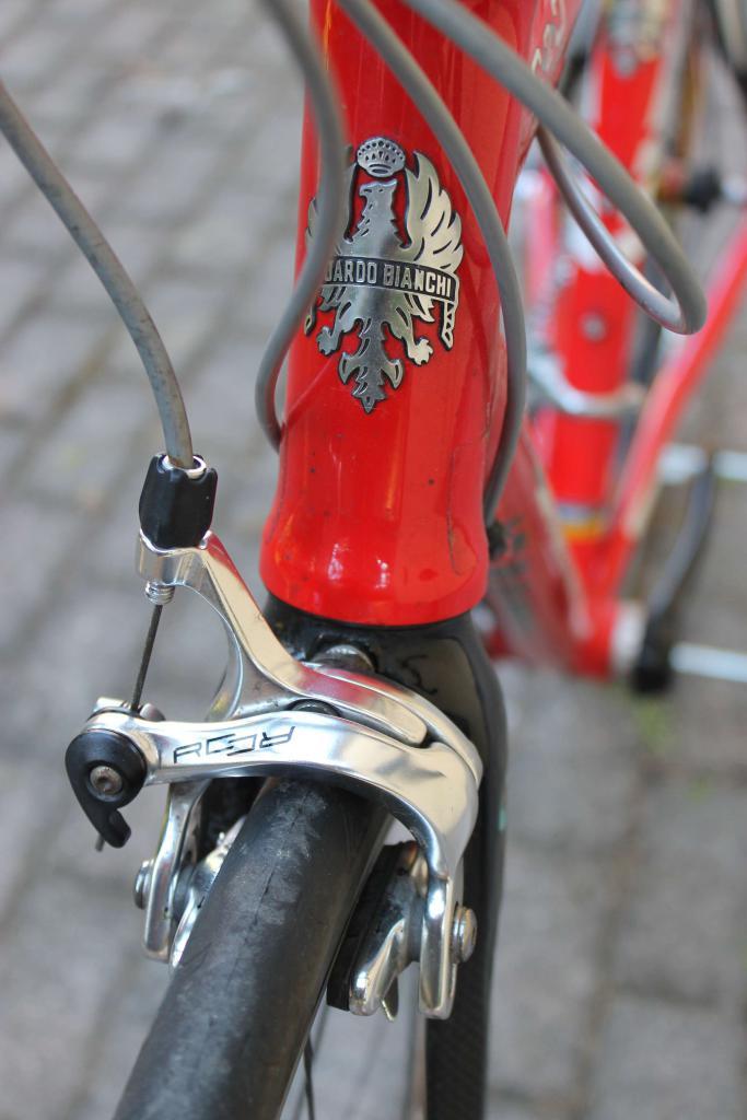 [VENDUTO] Bici Da Corsa Tg.53 Bianchi Via Nirone 7 C2C Alu